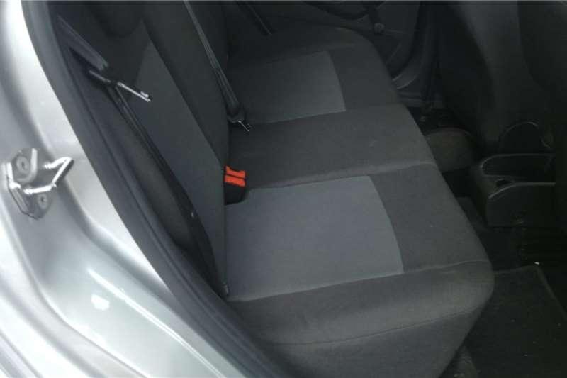 Used 2017 Ford Fiesta 1.6 5 door Trend