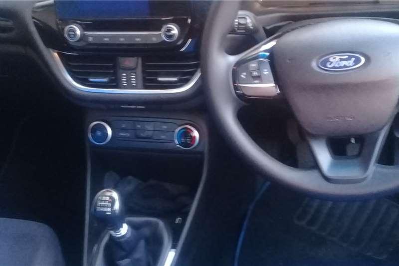 Ford Fiesta 1.6 5 door Trend 2018