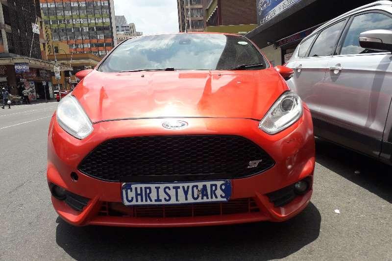 Ford Fiesta 1.6 Ecoboost ST 2015