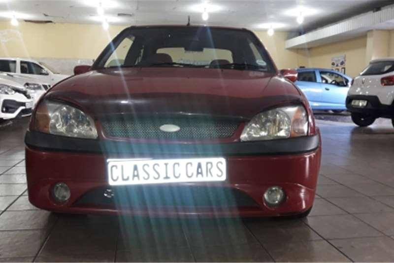 2002 Ford Fiesta