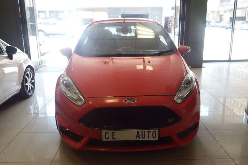 Ford Fiesta 1.6i 3 door Trend 2017