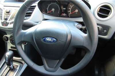 Ford Fiesta 1.6i 5 door Ambiente automatic 2012