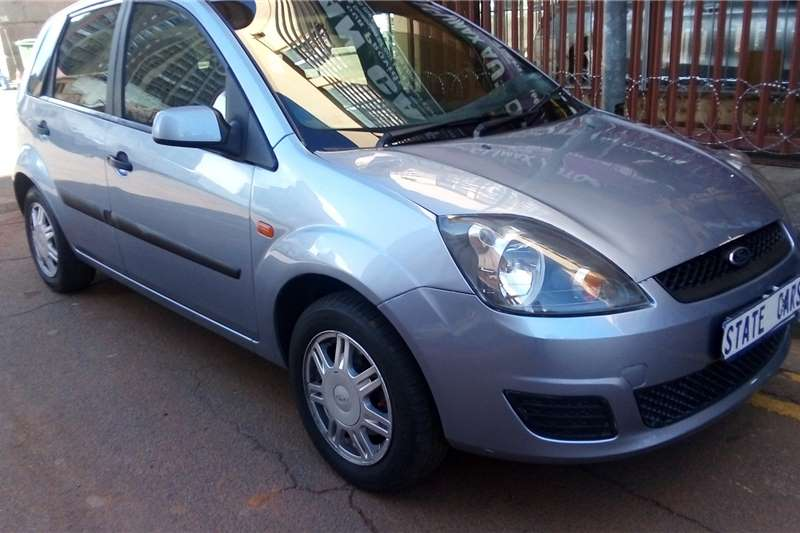 Used 2007 Ford Fiesta 1.6i 5 door Ghia