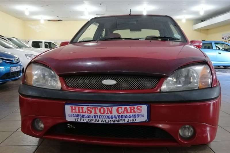 Ford Fiesta 1.6TDCi 3 door Trend 2002