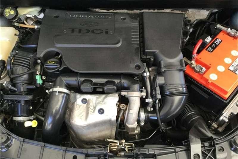 Ford Fiesta 1.6TDCi 3-door Trend 2006