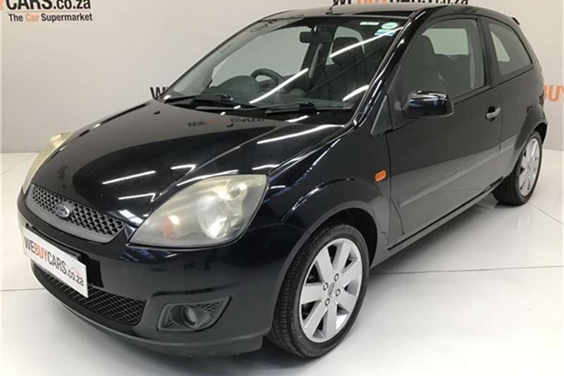 Ford Fiesta 1.6TDCi 3 door Trend 2006