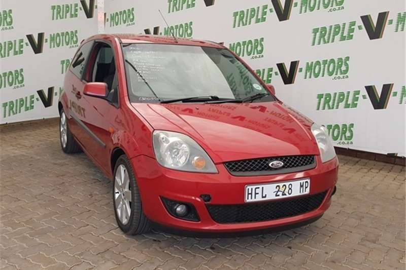 Ford Fiesta 1.6TDCi 3 door Trend 2006