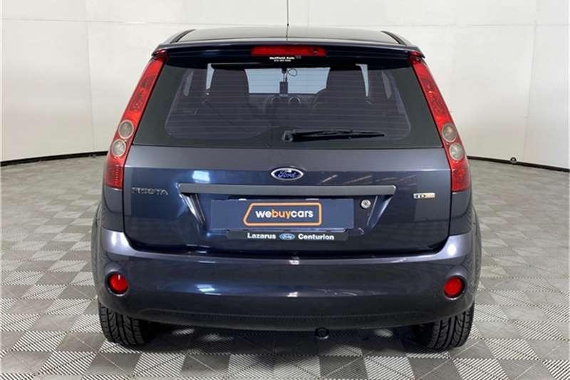 2006 Ford Fiesta Fiesta 1.6TDCi 3-door Trend
