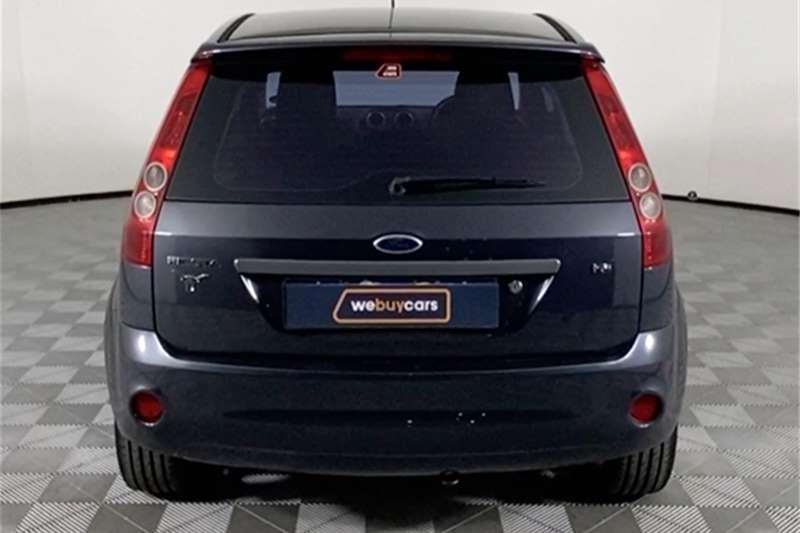 Used 2007 Ford Fiesta 1.6TDCi 3 door Trend
