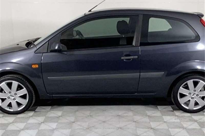 2007 Ford Fiesta Fiesta 1.6TDCi 3-door Trend