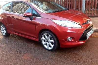 Used 2009 Ford Fiesta 1.6TDCi 3 door Trend