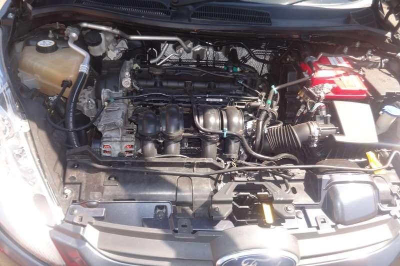 Ford Fiesta 1.6TDCi 3 door Trend 2010