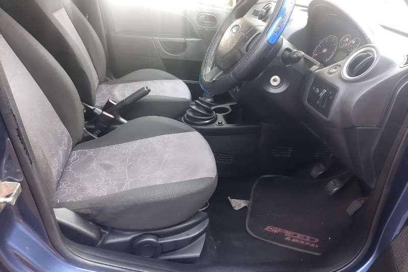 Used 2006 Ford Fiesta 1.6TDCi 5 door Ambiente