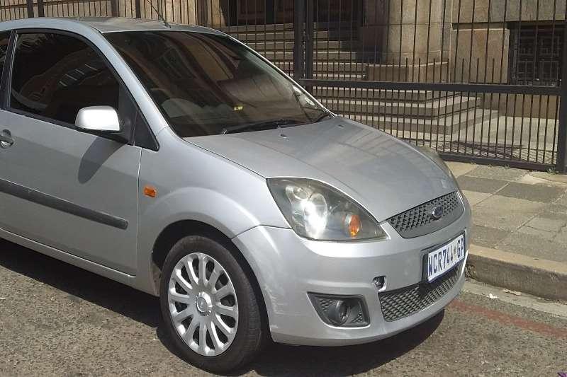Used 2007 Ford Fiesta 1.6TDCi 5 door Ambiente