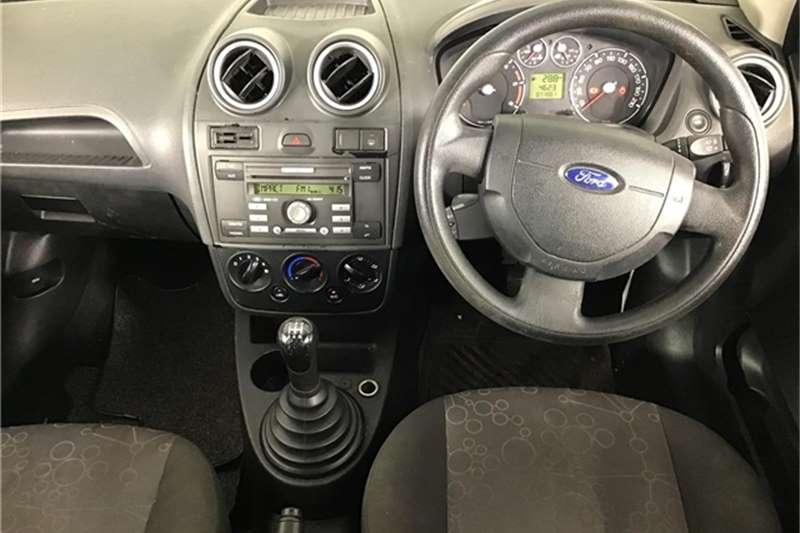 Ford Fiesta 1.6TDCi 5-door Ambiente 2007