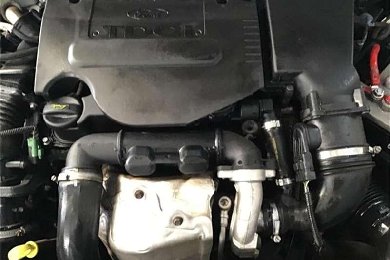 Ford Fiesta 1.6TDCi 5 door Ambiente 2008