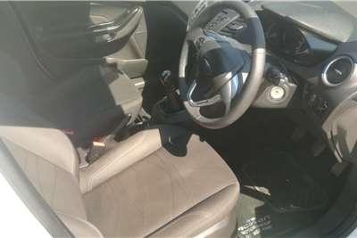Ford Fiesta 1.6TDCi 5 door Ambiente 2013