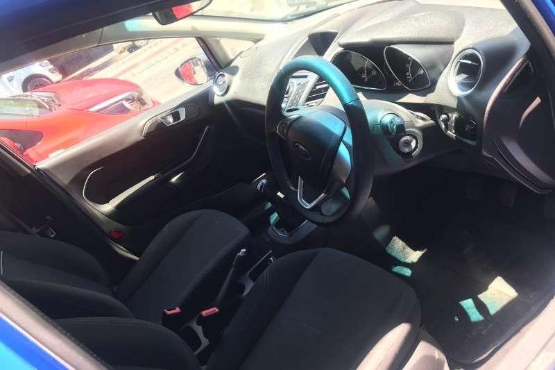 Ford Fiesta 1.6TDCi 5-door Ambiente 2014