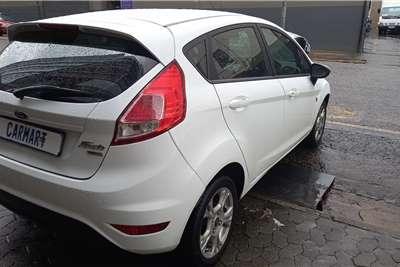 Used 2014 Ford Fiesta 1.6TDCi 5 door Ambiente