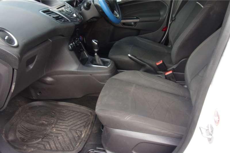 Ford Fiesta 1.6TDCi 5 door Ambiente 2015