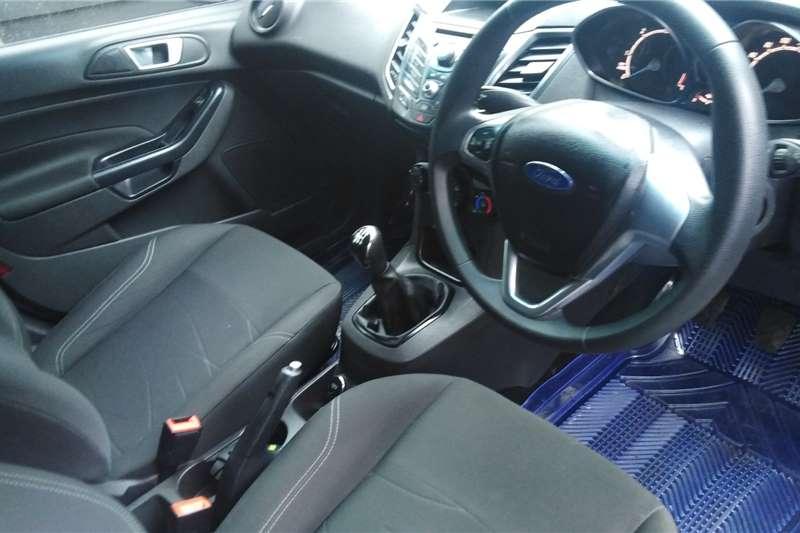Ford Fiesta 1.6TDCi 5 door Ambiente 2016