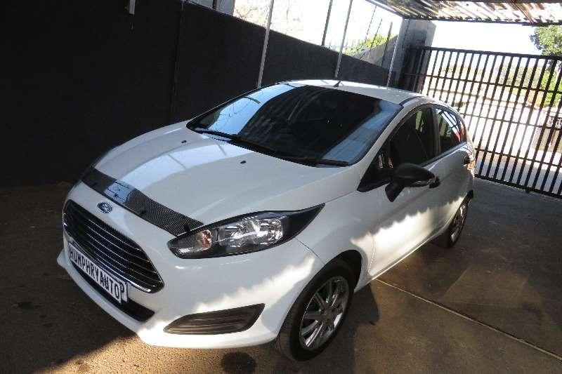 Ford Fiesta 2.2 2014
