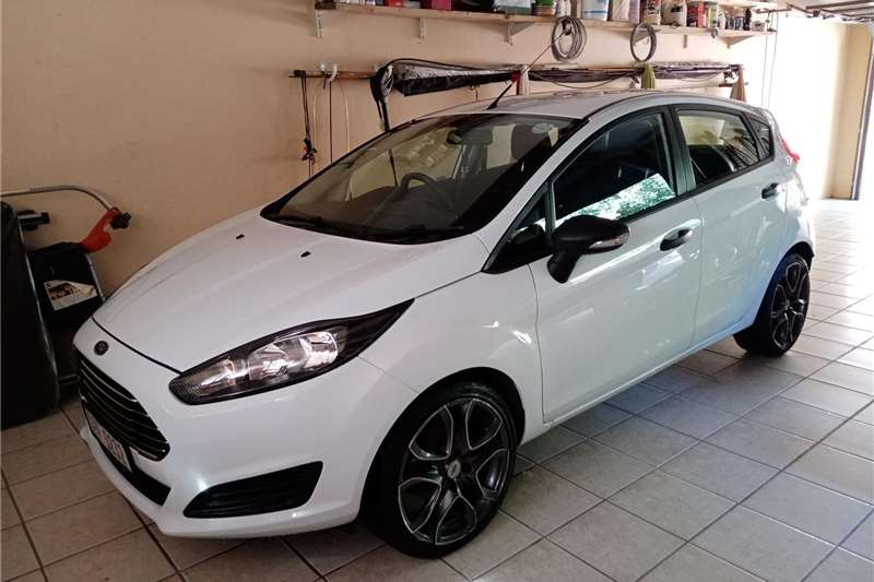 Used 2013 Ford Fiesta