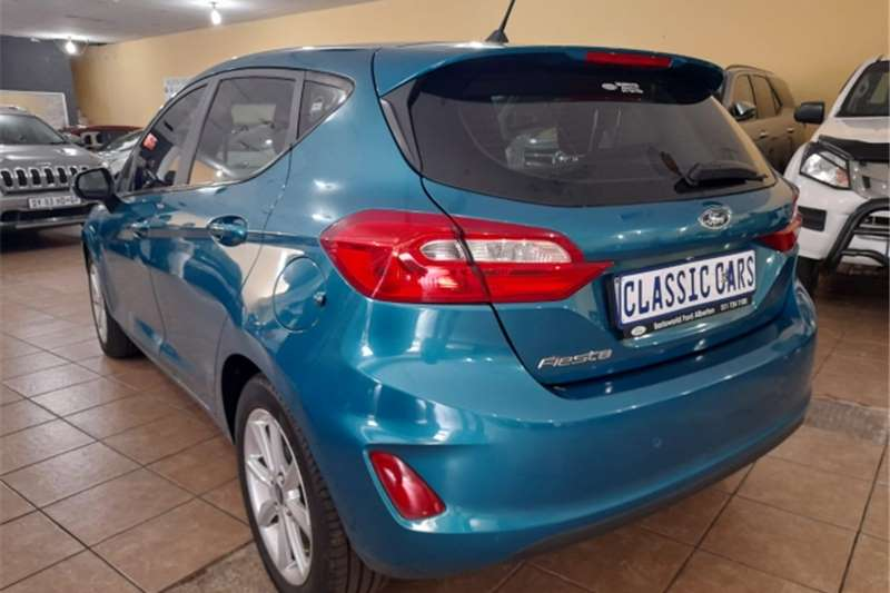Used 2019 Ford Fiesta