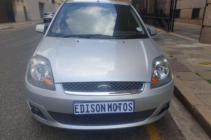 Ford Fiesta 3 door 1.6 Titanium 2008