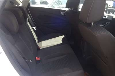 Ford Fiesta 5 door 1.0T Ambiente 2013