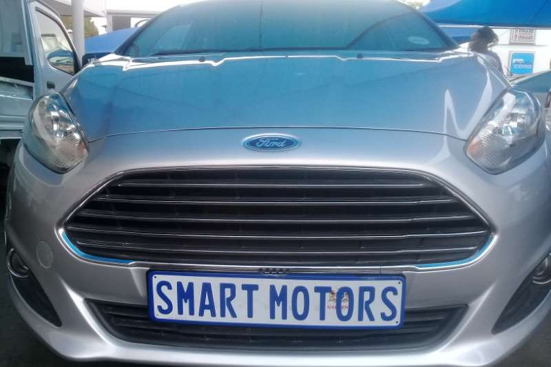 Ford Fiesta 5 door 1.0T Ambiente 2015