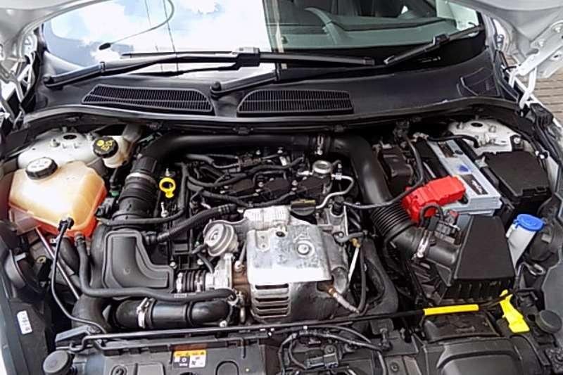 Ford Fiesta 5 door 1.0T Ambiente 2016