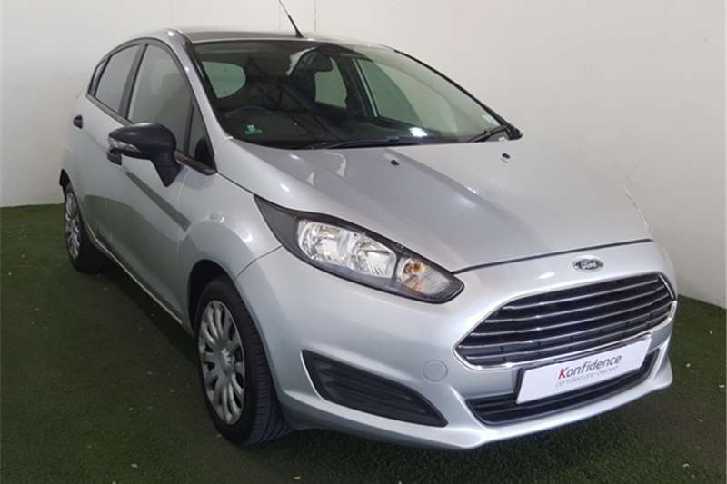 Ford Fiesta 5 door 1.0T Ambiente 2016