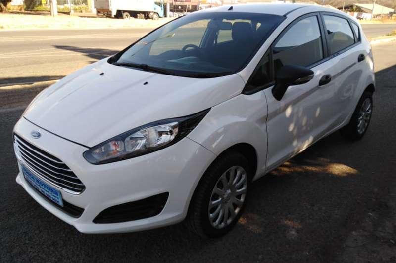 Used 2016 Ford Fiesta 5 door 1.0T Ambiente