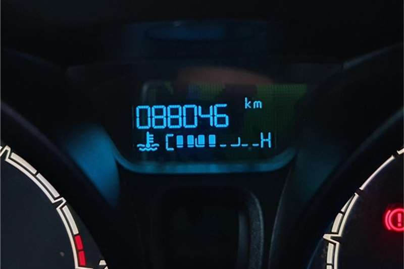 Ford Fiesta 5-door 1.0T Ambiente 2016
