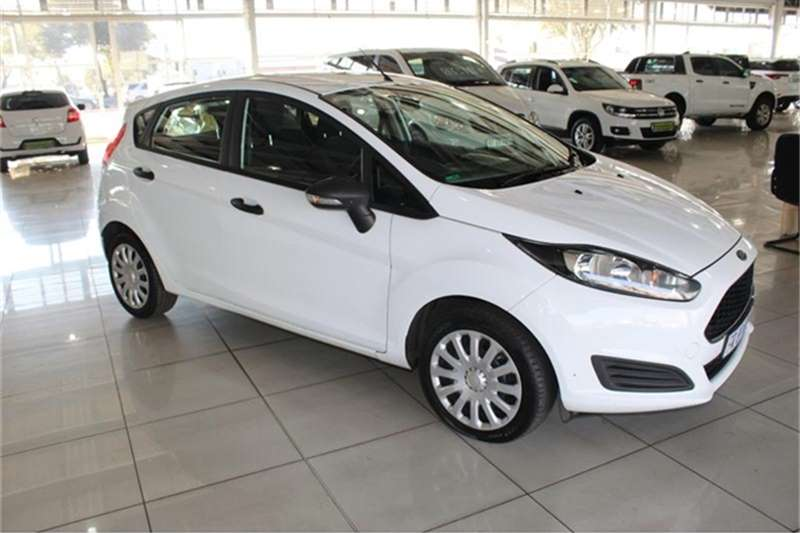 Ford Fiesta 5-door 1.0T Ambiente 2017