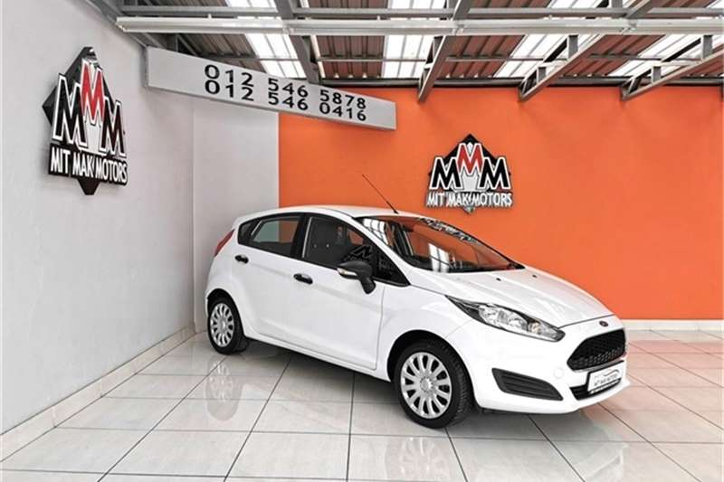 Ford Fiesta 5 door 1.0T Ambiente 2017