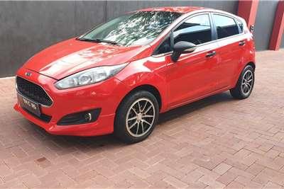 Ford Fiesta 5 door 1.0T Ambiente 2017