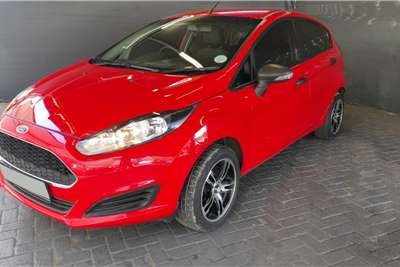 Used 2017 Ford Fiesta 5 door 1.0T Ambiente
