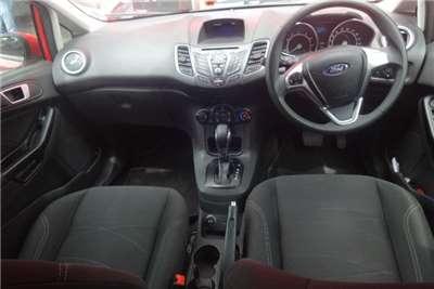 Ford Fiesta 5 door 1.0T Ambiente 2018