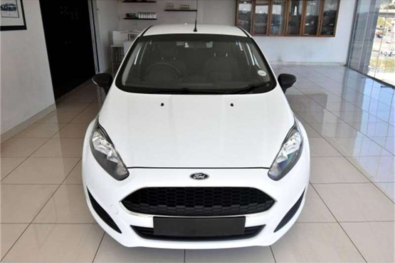 Ford Fiesta 5-door 1.0T Ambiente 2018