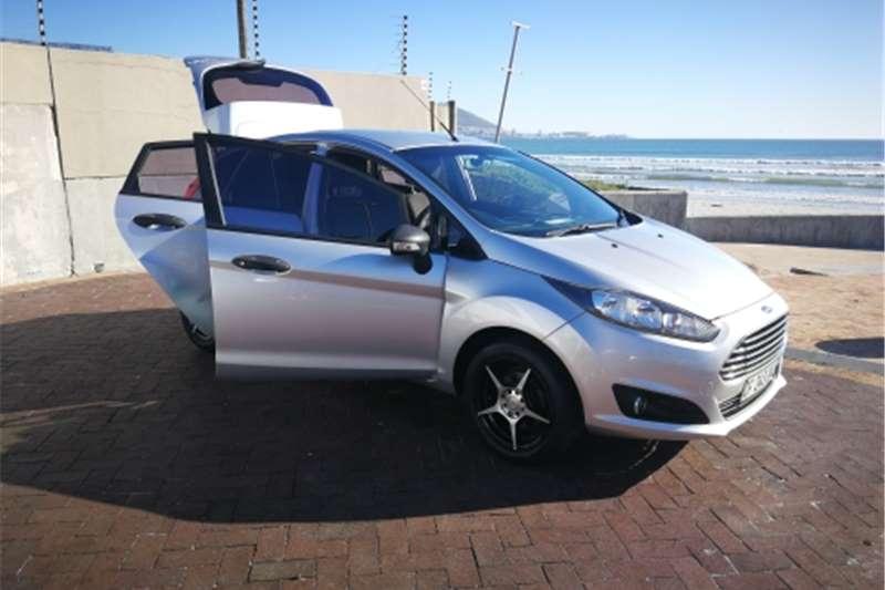 Used 2015 Ford Fiesta 5 door 1.0T Ambiente auto
