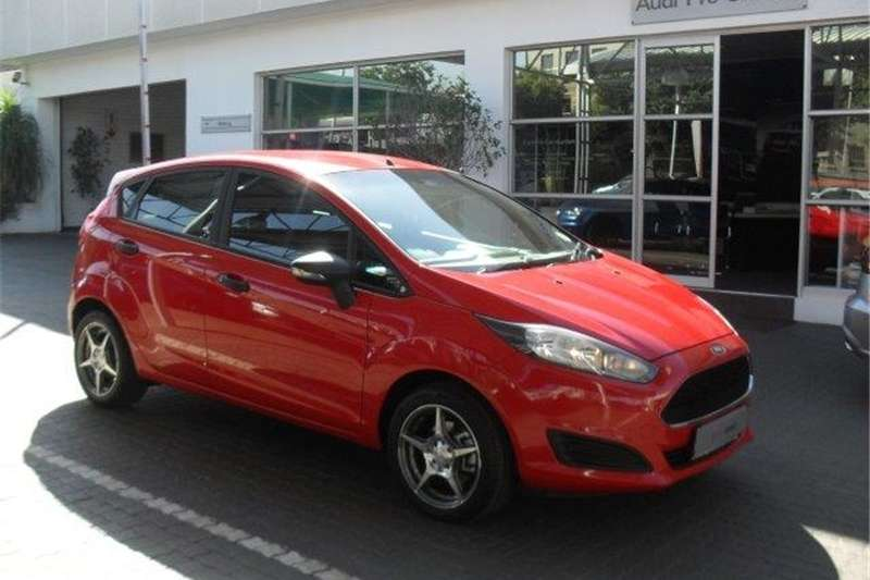 Ford Fiesta 5-door 1.0T Ambiente auto 2016