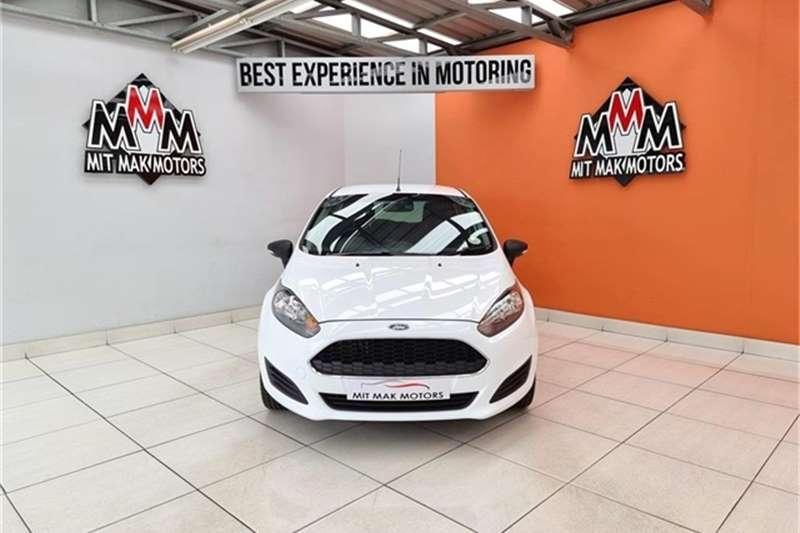 Used 2016 Ford Fiesta 5 door 1.0T Ambiente auto