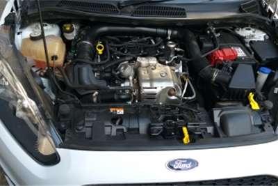 Ford Fiesta 5 door 1.0T Ambiente auto 2017