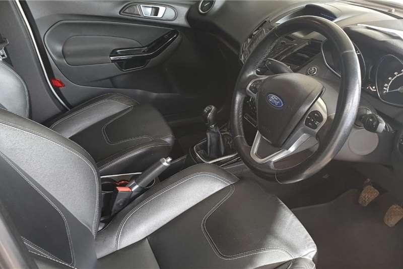Used 2013 Ford Fiesta 5 door 1.0T Titanium