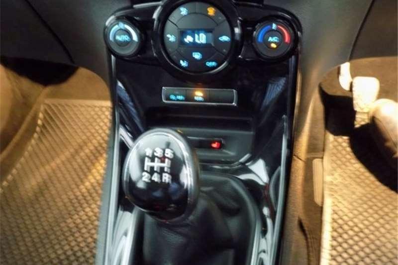 Ford Fiesta 5-door 1.0T Titanium 2016