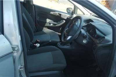 Used 2016 Ford Fiesta 5 door 1.0T Titanium