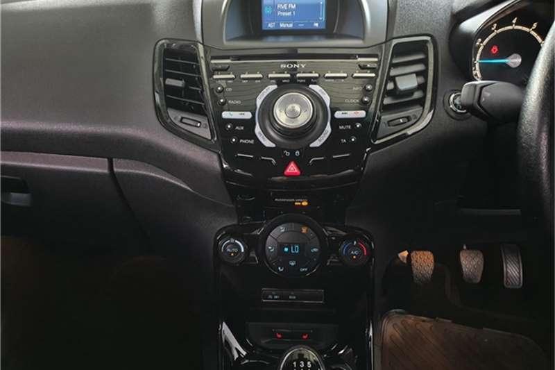 Ford Fiesta 5 door 1.0T Titanium 2016