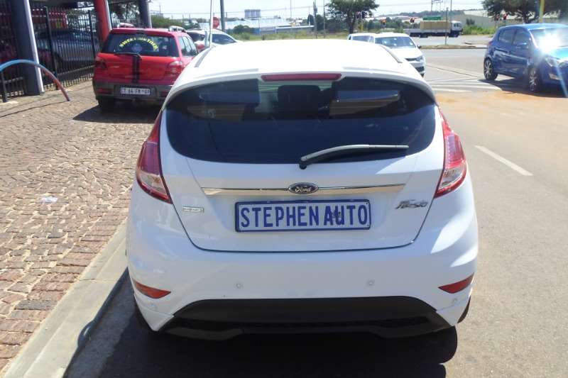Ford Fiesta 5-door 1.0T Titanium 2017